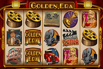 Golden Era Pokie Machine - free play & Real money - deposit free